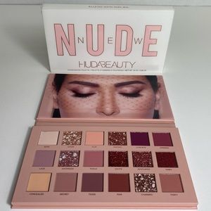 Huda Beauty The New Nude Eyeshadow Palette